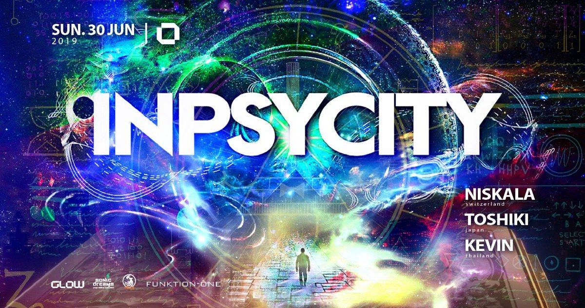 Inpsycity 30 Jun '19, 21:30