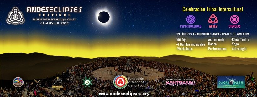 Andes Eclipses 1 Jul '19, 09:30