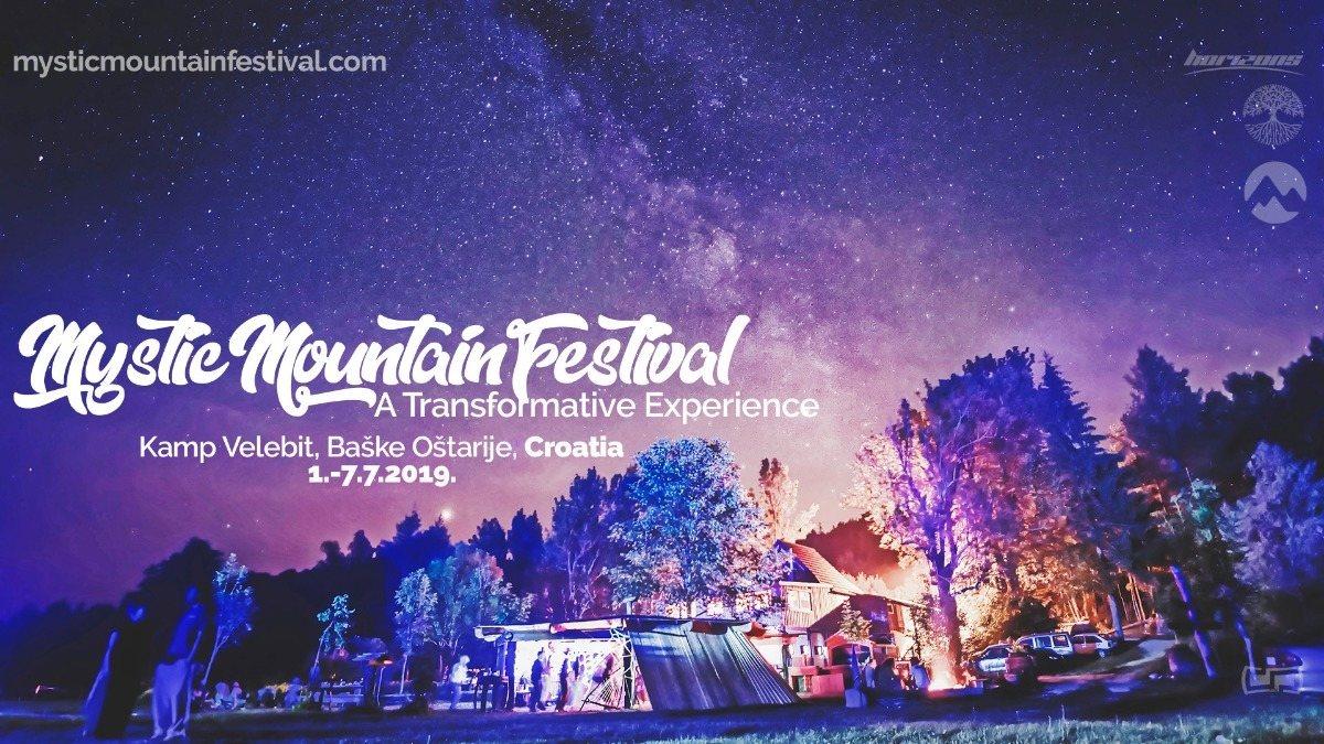 Mystic Mountain Festival 1 Jul '19, 11:00