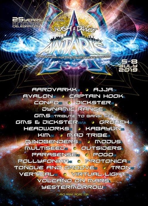 25. Antaris Project 5 Jul '19, 11:00