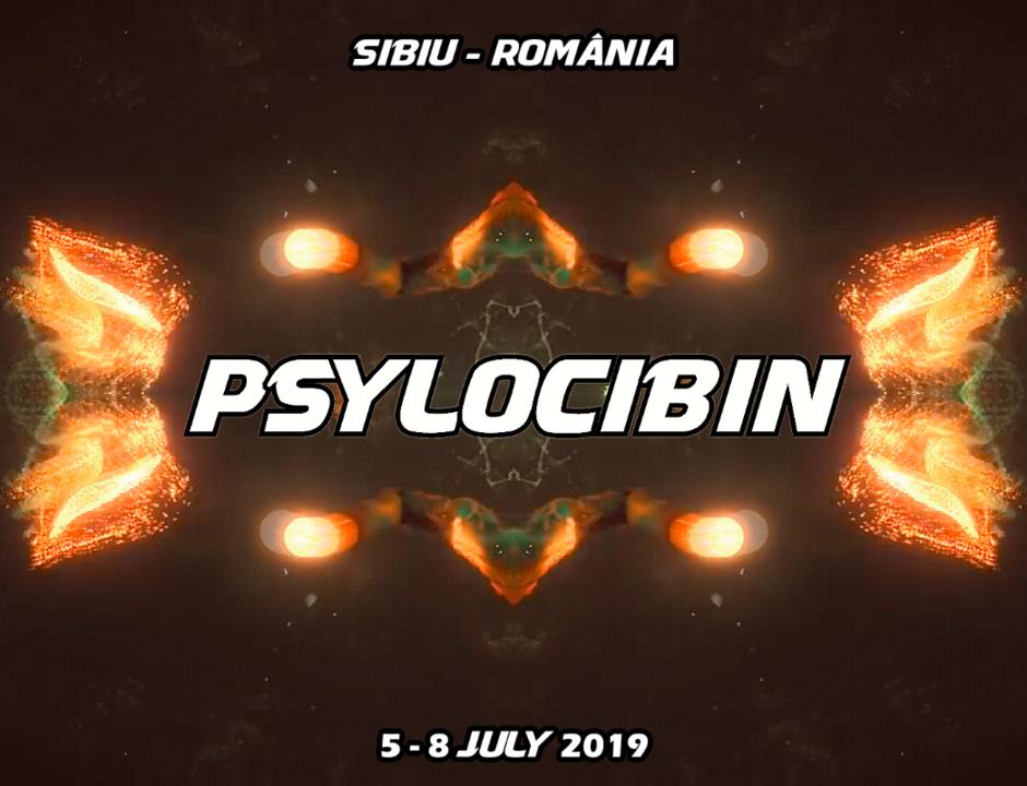 Psylocibin 2019 5 Jul '19, 15:00