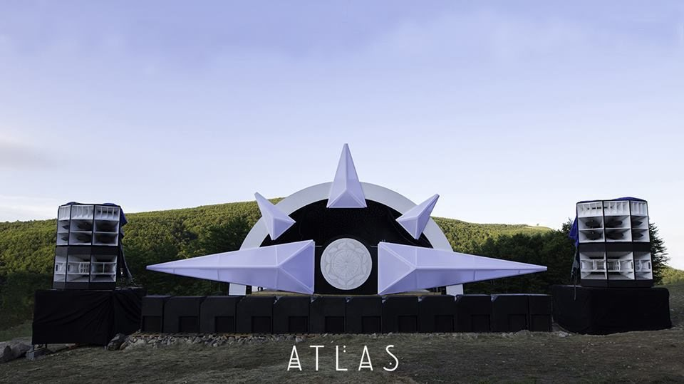 ATLAS GATHERING 2019 + Full Moon Afterparty 12 Jul '19, 17:30