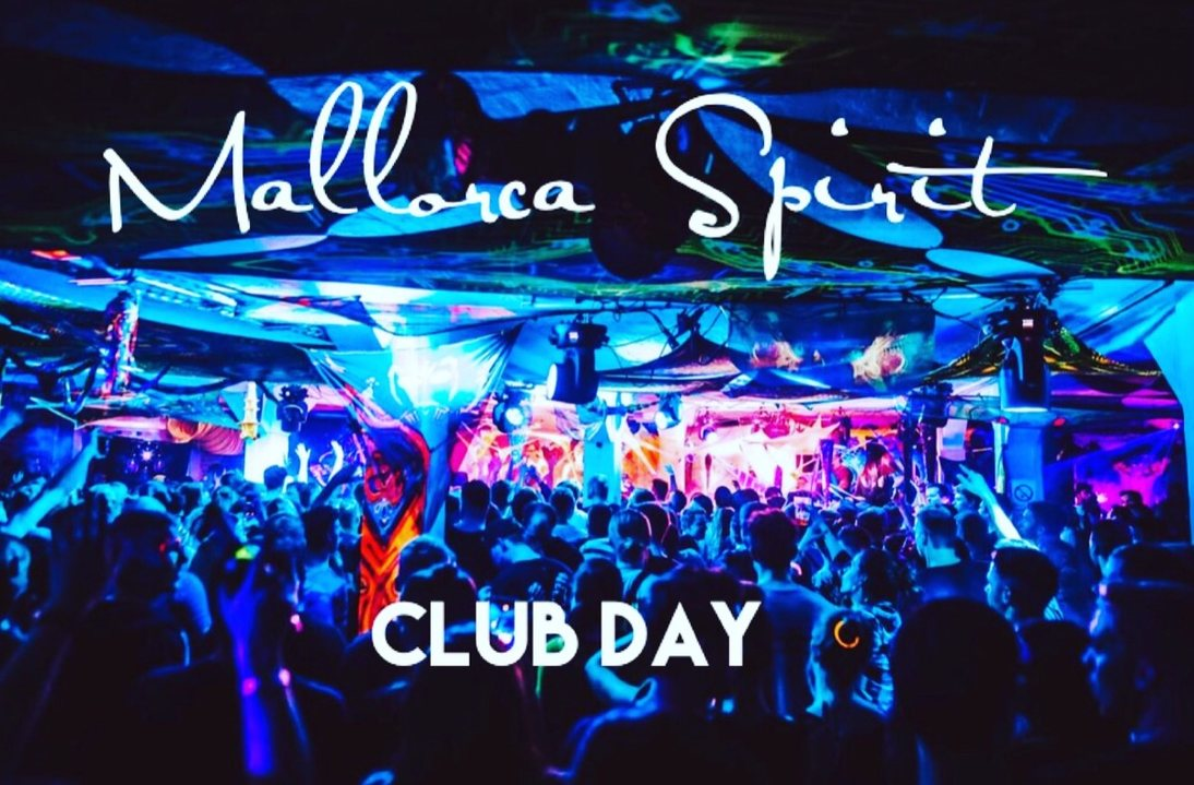 Mallorca Spirit Club Day 12 Jul '19, 22:00