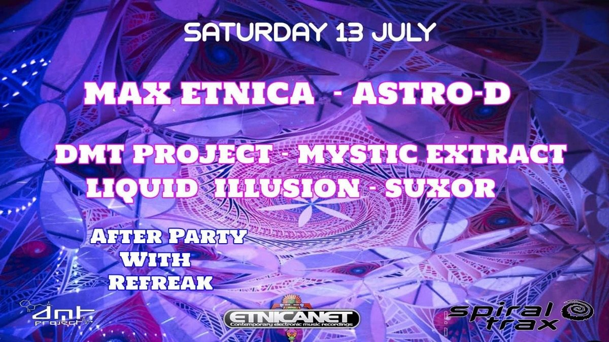 Etnica/Pleiadians/Astro-D One Night in Albania-Back to the 90s 13 Jul '19, 19:00