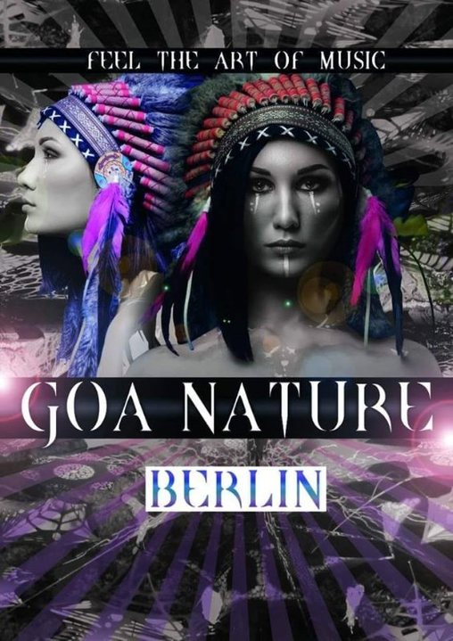 ૐ GOA Nature ૐ Beautiful Spirits of the Night-Open Air 13 Jul '19, 14:00