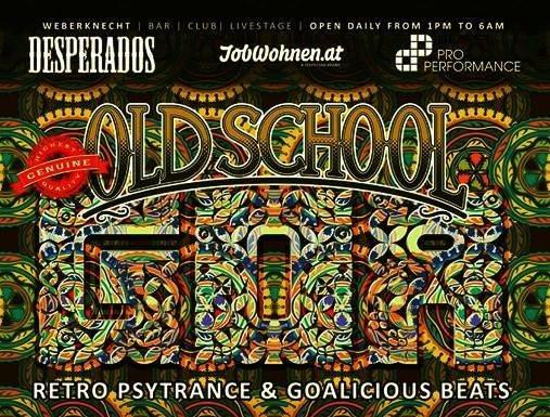 Oldschool Goa Party 13 Jul '19, 22:00
