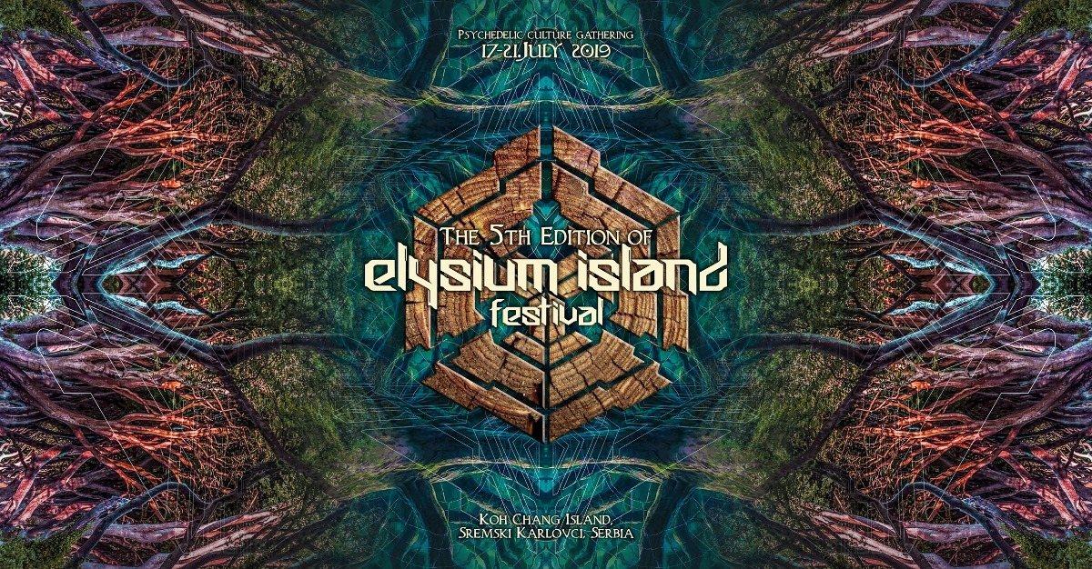 Elysium Island Festival 2019 17 Jul '19, 12:00