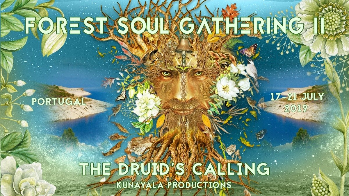 Forest Soul Gathering 2019 - The Druid's Calling 17 Jul '19, 16:00