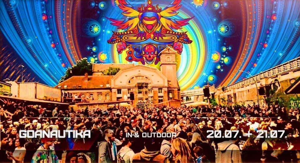 Goanautika spring Festival 2 Days drinnen & draußen 20 Jul '19, 14:00