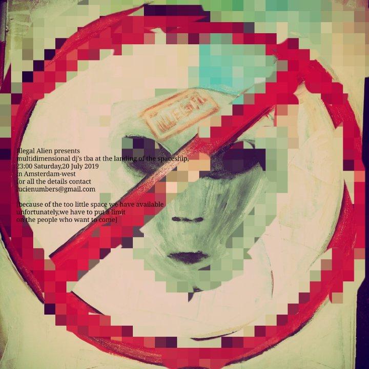 Illegal Alien 20 Jul '19, 23:00