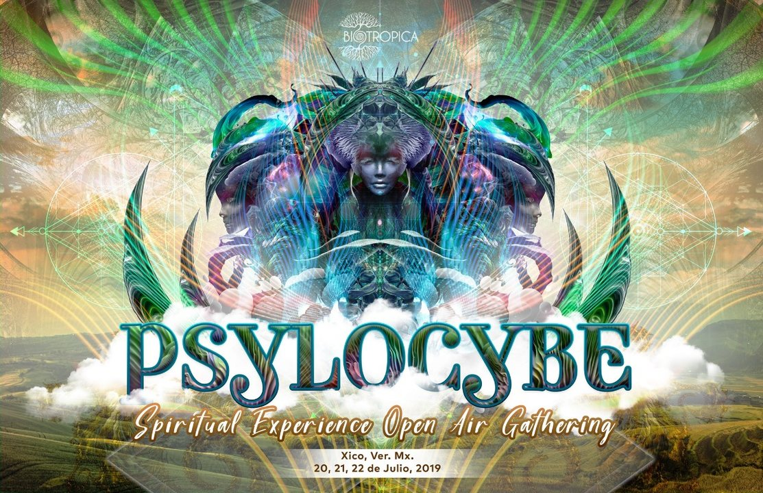 Psylocybe 2019 - Spiritual Experience Open Air Gathering 20 Jul '19, 18:00
