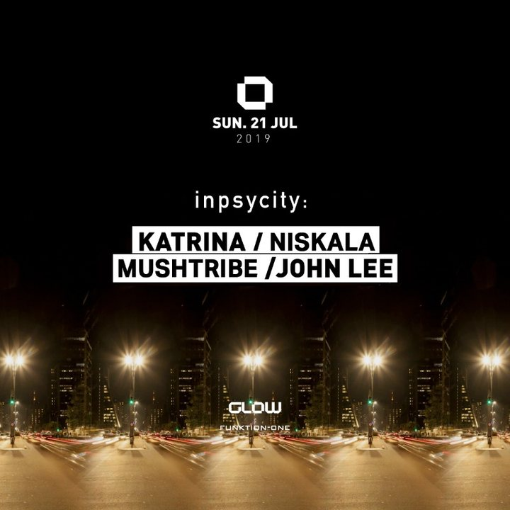 Inpsycity 21 Jul '19, 21:30