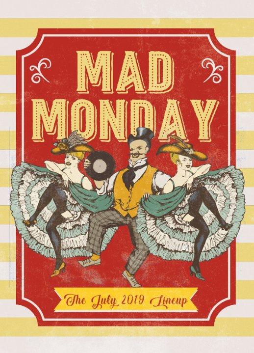 Mad Monday • presents DisCipline Showcase 22 Jul '19, 23:00