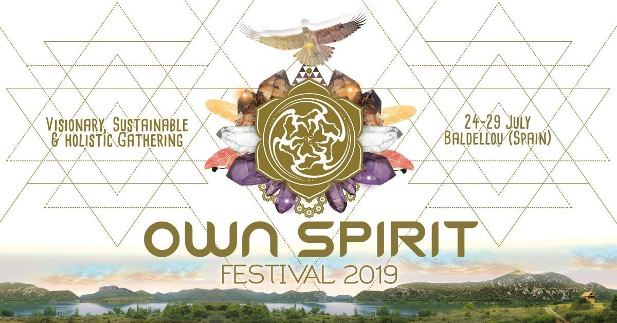 OWN SPIRIT FESTIVAL 2019 24 Jul '19, 12:00