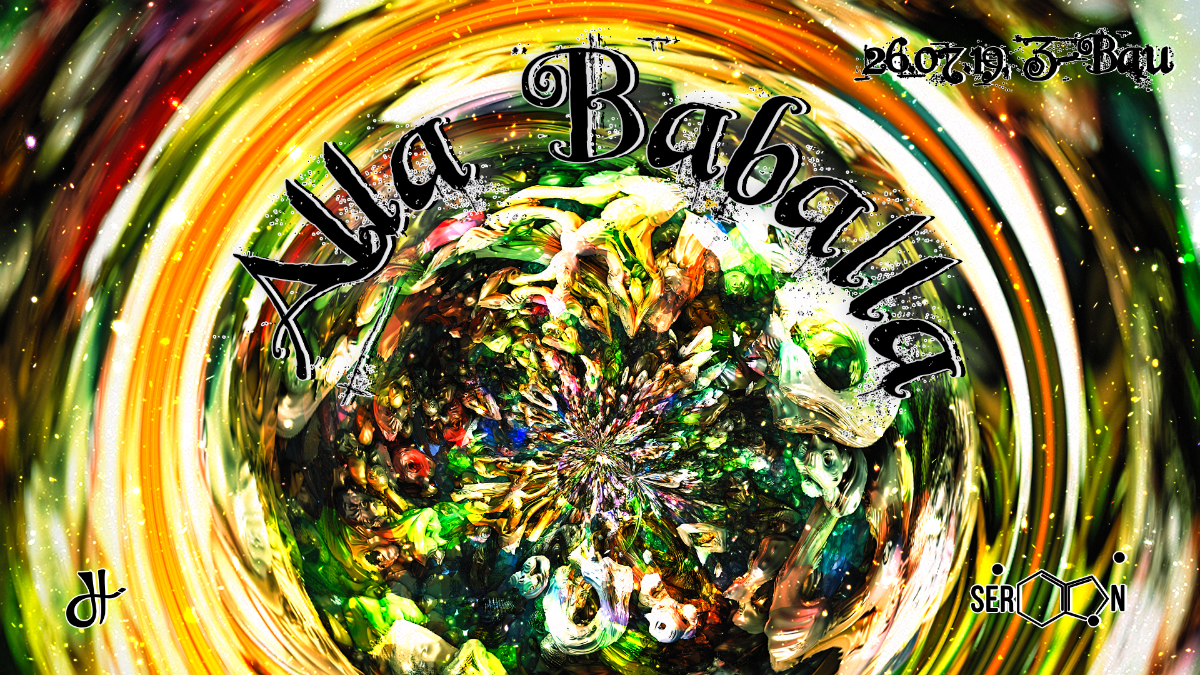 Alla Baballa - SeroTon pres. Upavas & Dominique Lamee 26 Jul '19, 23:00