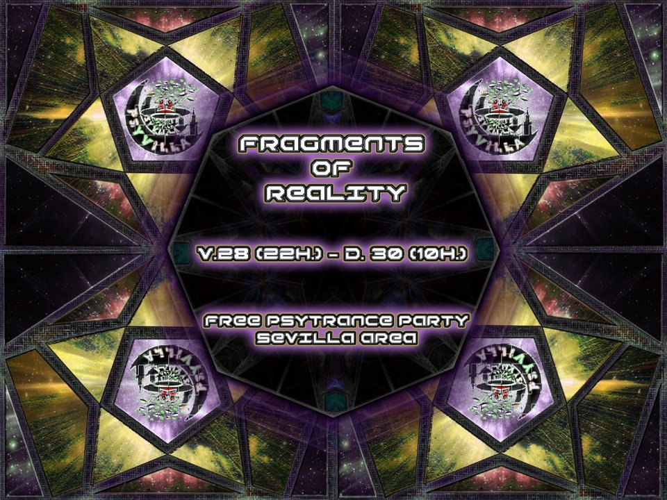 Fragments of reality 26 Jul '19, 22:00