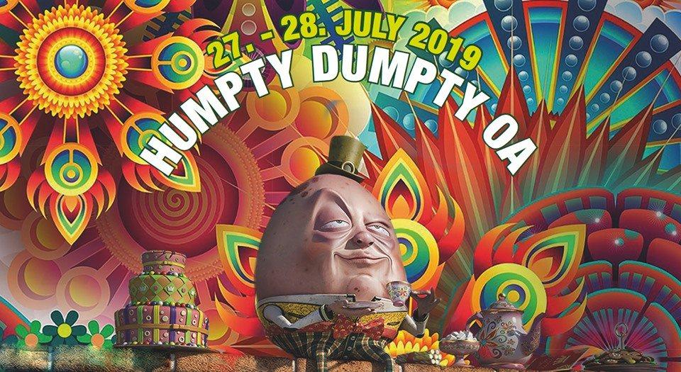 Humpty Dumpty Open Air 2019 27 Jul '19, 16:00