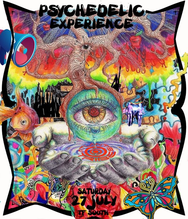 SUMMER PSYCHEDELIC EXPERIENCE-TF SOUTH 27 Jul '19, 22:00