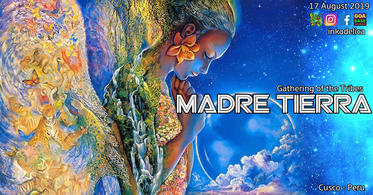 Madre Tierra - Gathering of the Tribes 17 Aug '19, 15:00