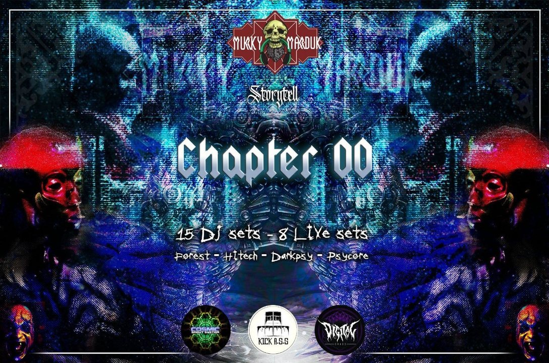 Murky Marduk - Chapter 00 2 Aug '19, 20:00
