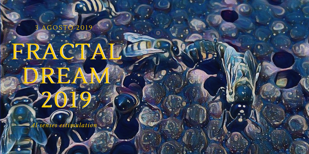 Fractal dream 2019 3 Aug '19, 19:30