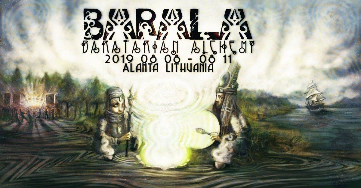 Barala - Baratarian Alchemy Gathering 8 Aug '19, 20:00