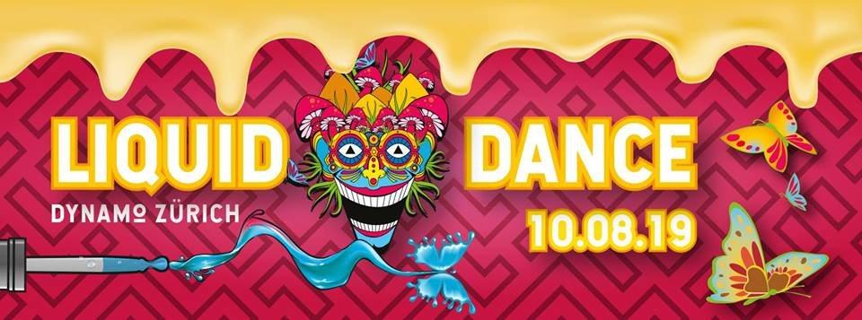 Liquid Dance - we are one 10 Aug '19, 21:00