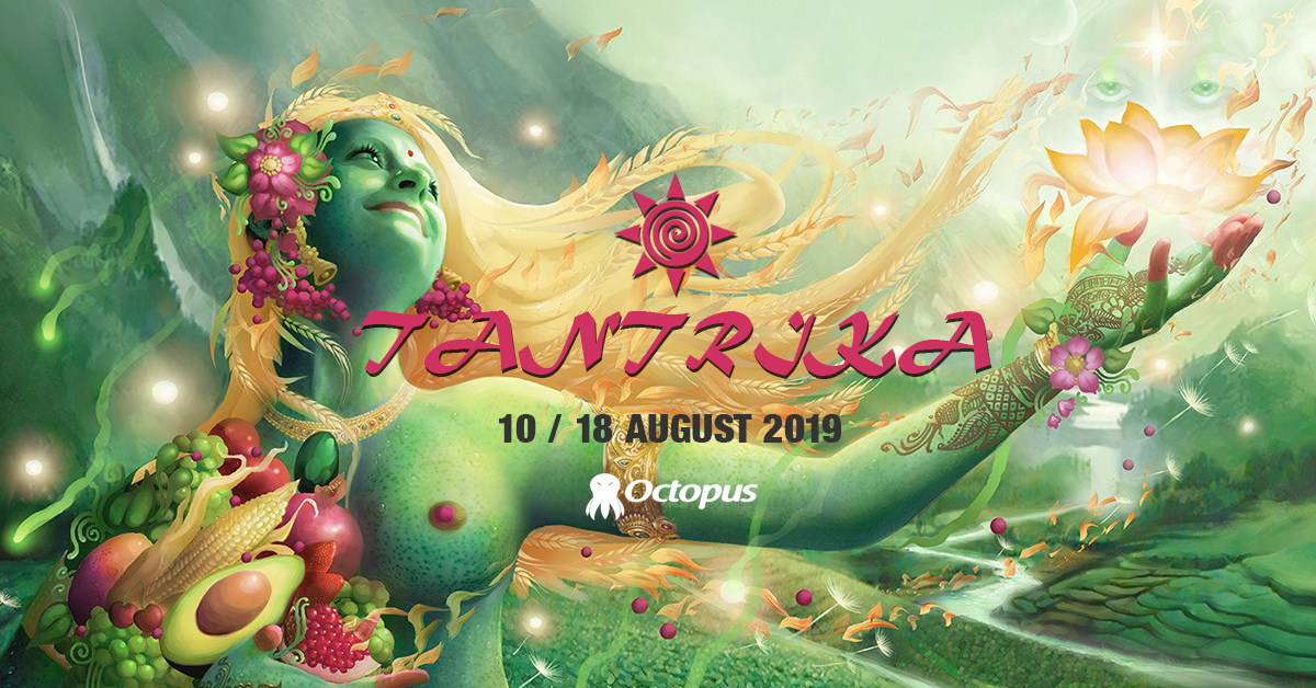 Tantrika ۞ 3th Summer of Love 10 Aug '19, 18:00