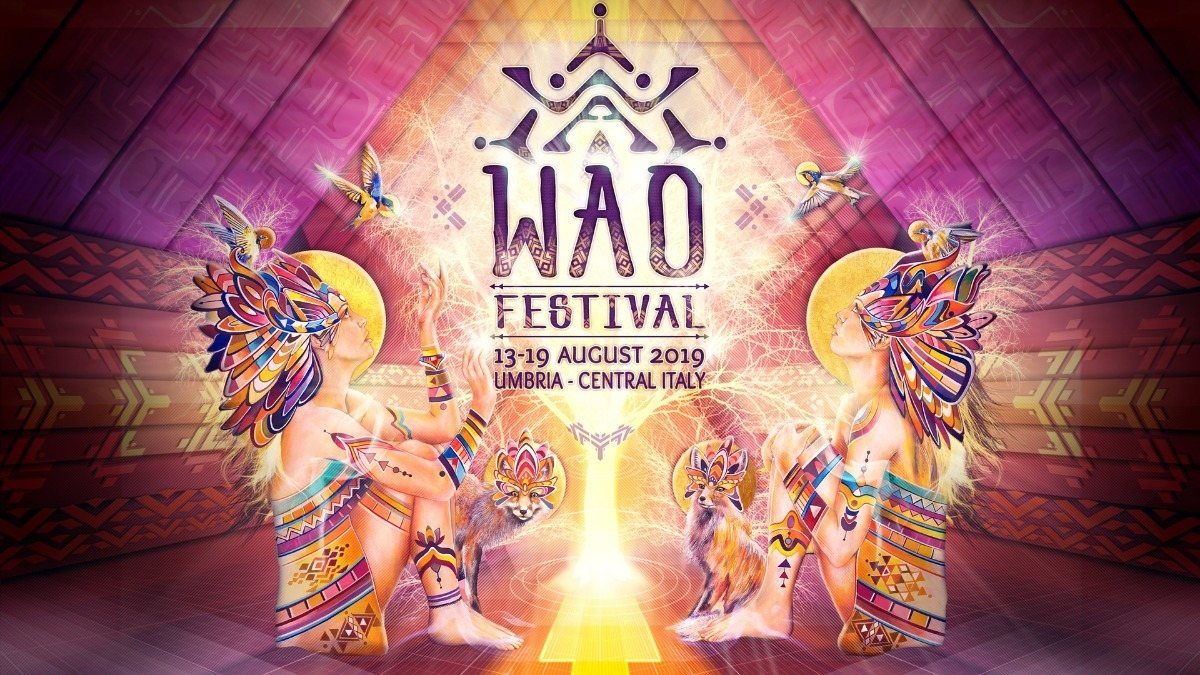 WAO FESTIVAL 2019 - 5th Edition 13 Aug '19, 10:00