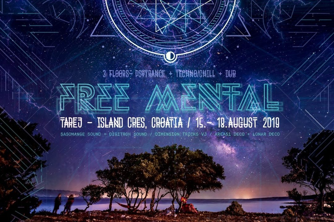 FreeMental Festival - Beta Edition 15 Aug '19, 20:00