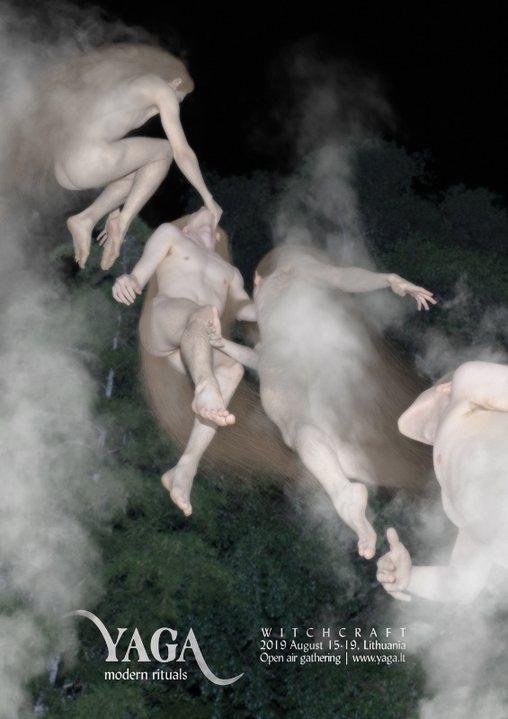 Yaga Gathering: Witchcraft 15 Aug '19, 12:00