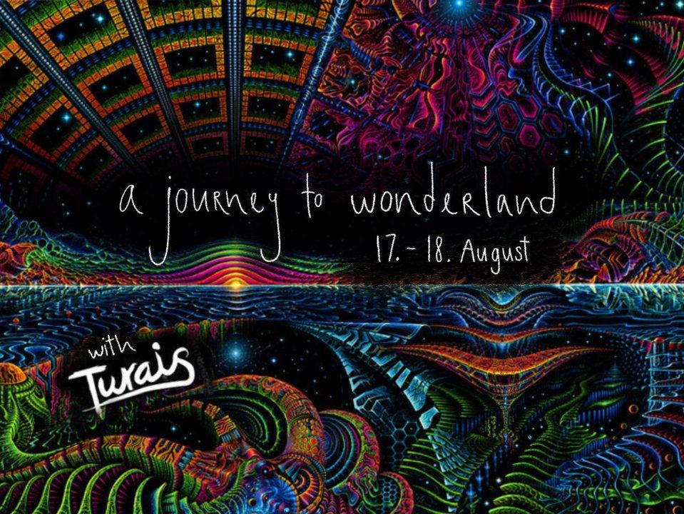 A Journey to Wonderland 17 Aug '19, 20:00
