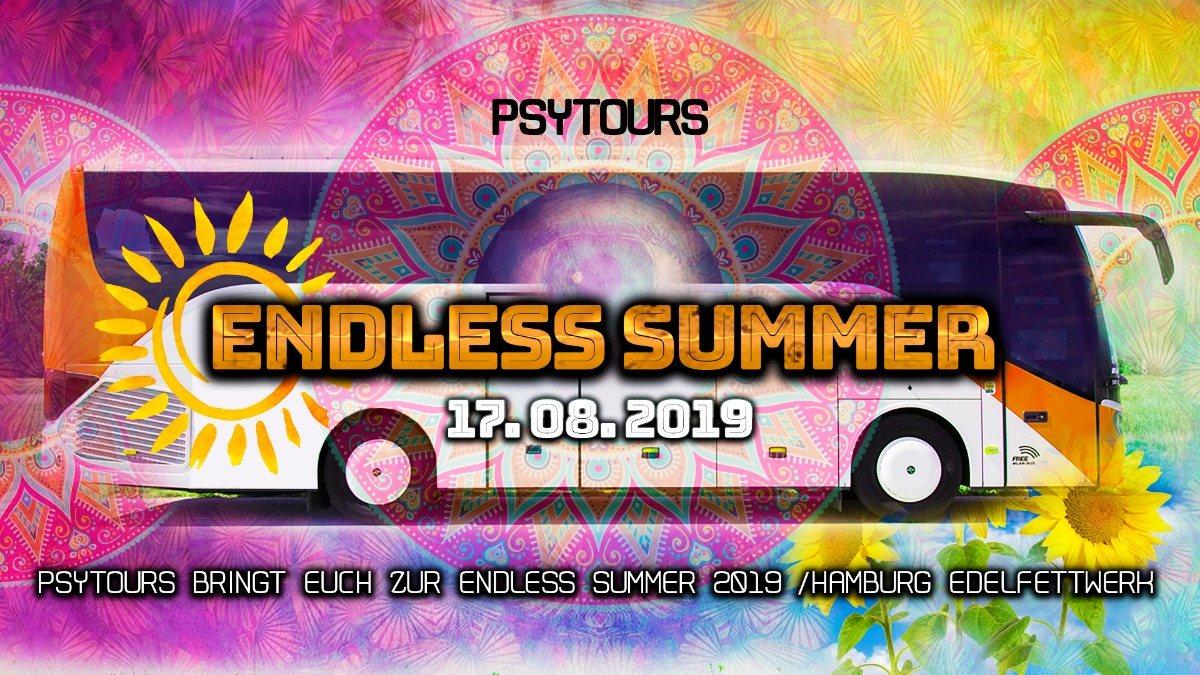 BusTour Ab Lippstadt 》Gütersloh 》Bielefeld Endless Summer 2019 17 Aug '19, 22:00