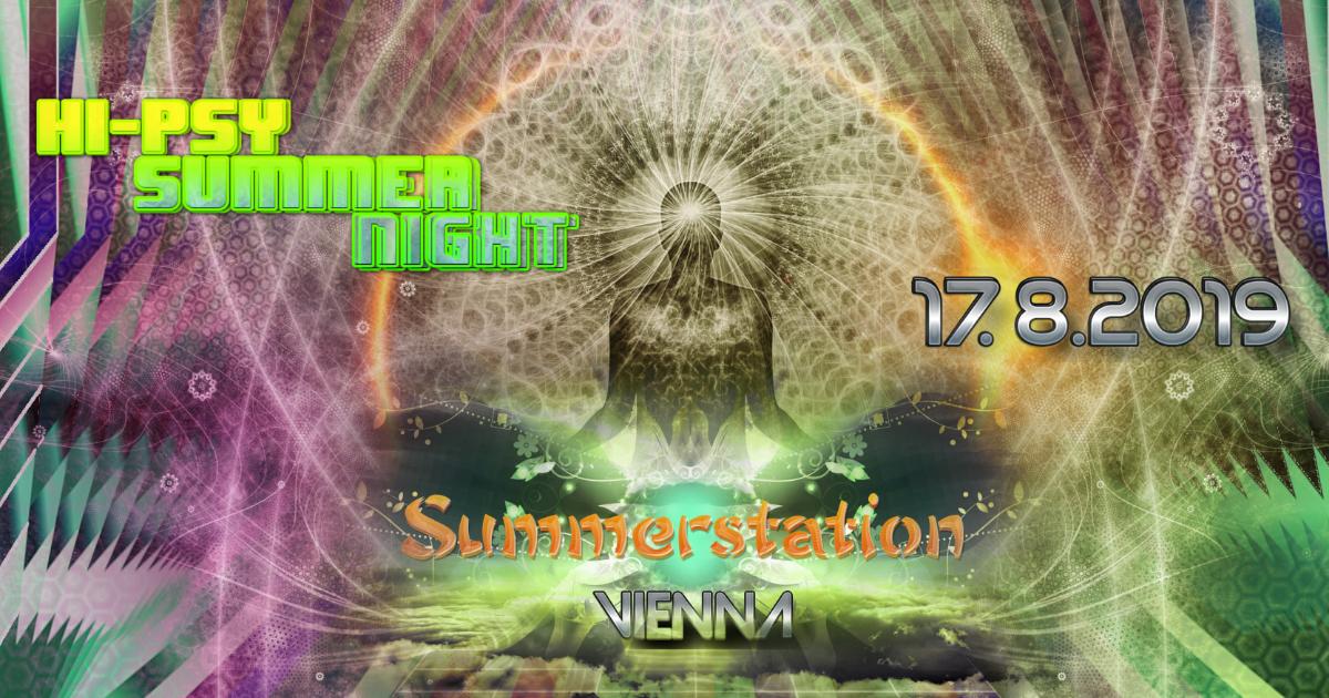 HI-PSY Summer 17 Aug '19, 14:00