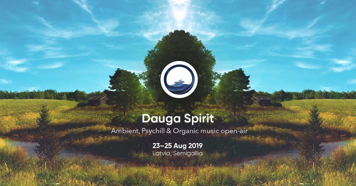 Dauga Spirit – Psychill, Ambient, Organic music open-air 23 Aug '19, 17:00