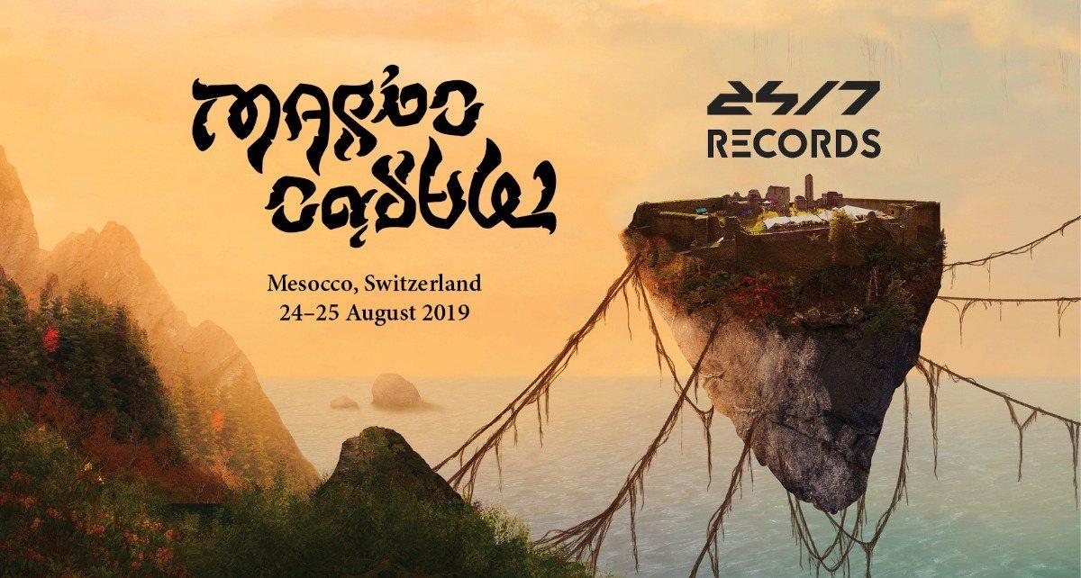 Magic Castle - 24/7 Records label night 24 Aug '19, 11:00