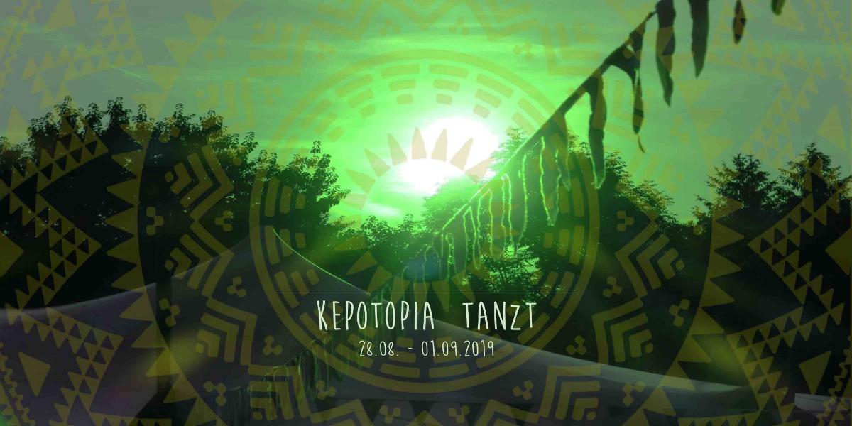 Kepotopia tanzt 28 Aug '19, 16:00