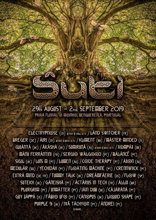 Suti Festival 29 Aug '19, 12:00