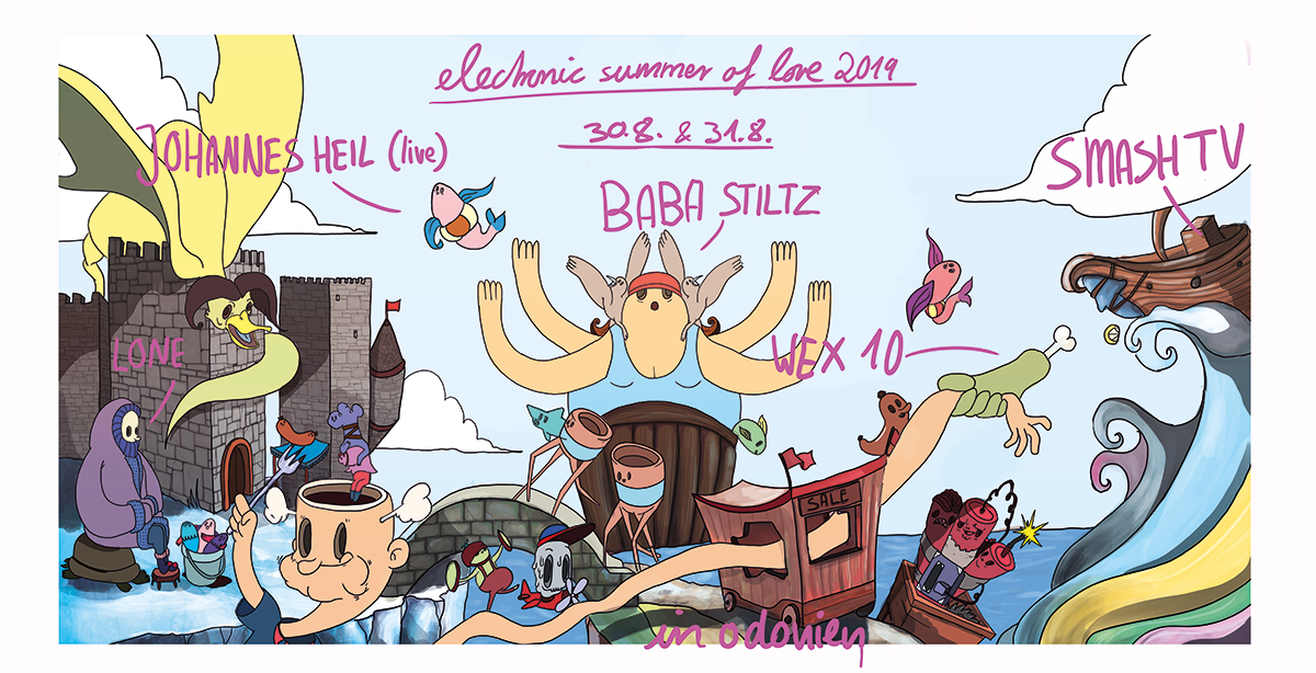 Electronic Summer of Love 30 Aug '19, 23:00