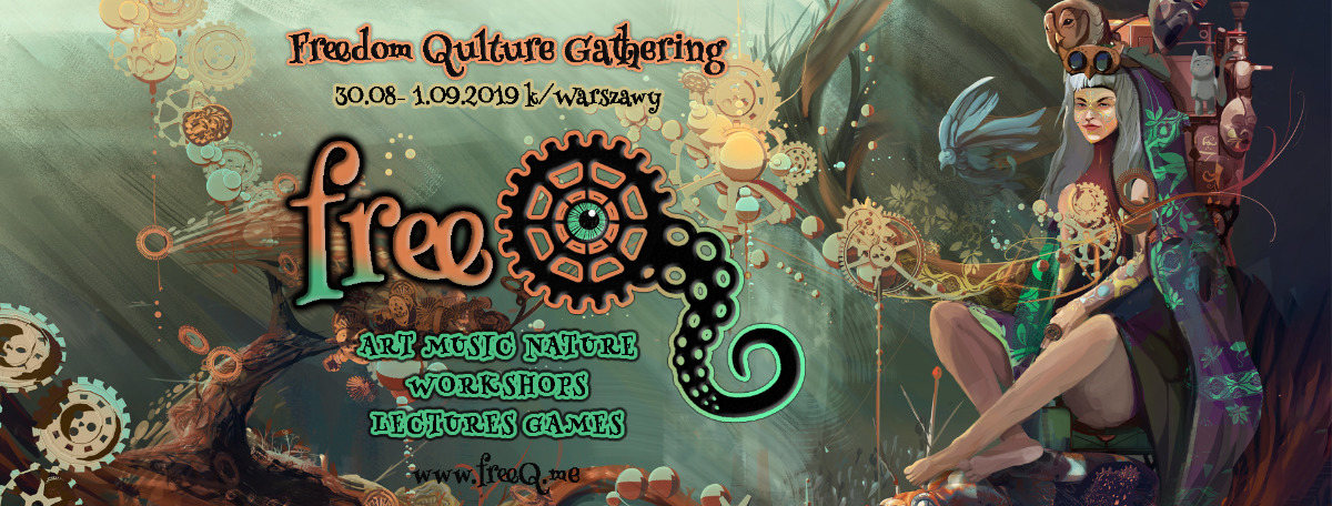 FreeQ- Freedom Qulture Gathering 30 Aug '19, 14:00