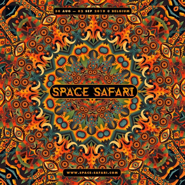 Space Safari 30 Aug '19, 14:00
