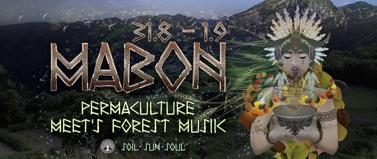 Mabon - Permaculture meet´s Forest Music 31 Aug '19, 18:00