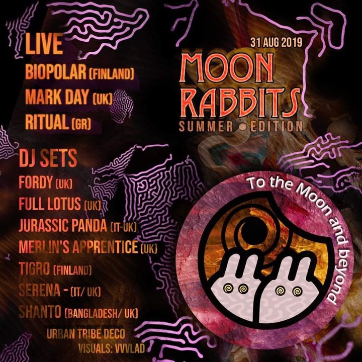 Moon rabbits summer edition 31 Aug '19, 01:00