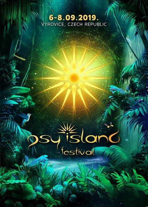PSY ISLAND FESTIVAL 2019 6 Sep '19, 18:00