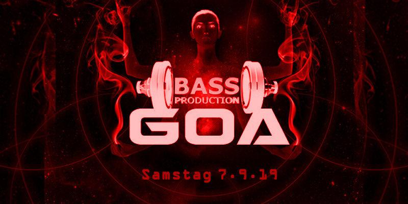 Bassproduction Goa Party 7 Sep '19, 22:00