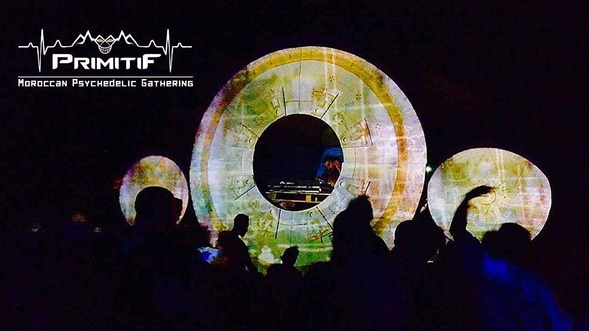 Primitif Festival 2019 - Moroccan Psychedelic Gathering 11 Sep '19, 16:00