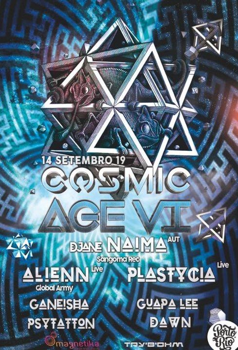 Cosmic Age VI 14 Sep '19, 23:30