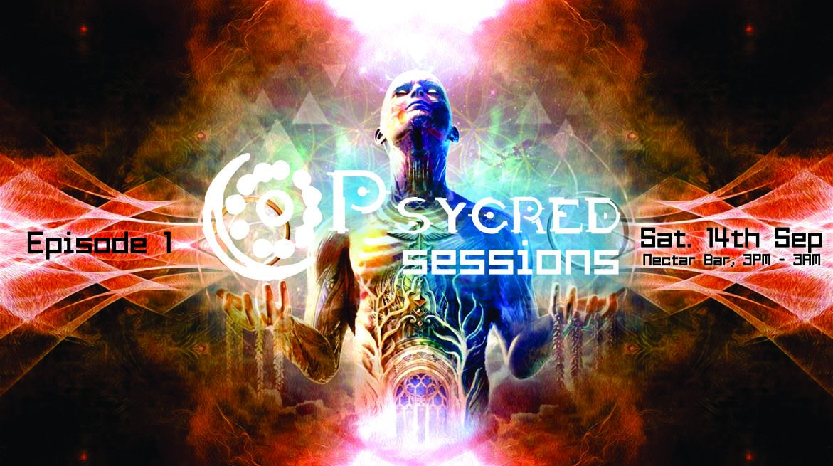 Psycred Sessions - Episode 1 14 Sep '19, 15:00