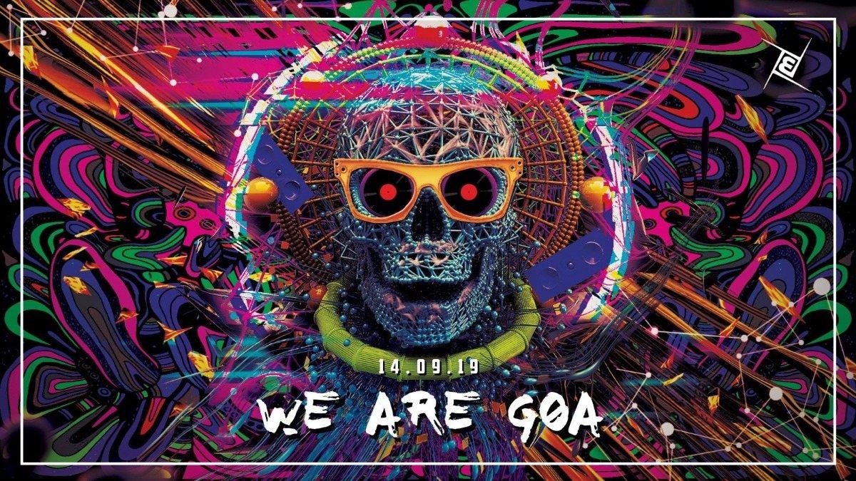 We are GOA w/ Ranji 14 Sep '19, 23:00