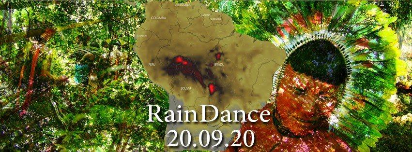 Raindance for the Amazon: Experimental Music Edition 20 Sep '19, 22:00